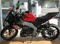 Motorrad kaufen Occasion APRILIA Tuono 125 (naked)