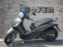 Motorrad kaufen Occasion PIAGGIO Beverly 350 i.e. ABS (roller)