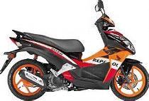 Motorrad Mieten & Roller Mieten HONDA NSC 50 T2 (Roller)