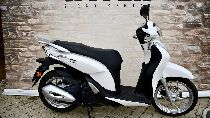 Rent a motorbike HONDA ANC 125 (Scooter)