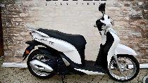 Motorrad Mieten & Roller Mieten HONDA ANC 125 (Roller)