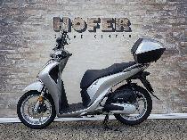 Motorrad kaufen Occasion HONDA SH 125 AD ABS (roller)