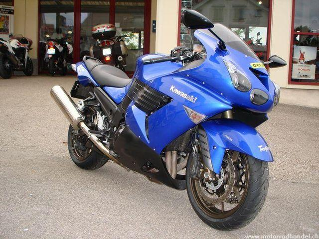 Motorrad kaufen KAWASAKI ZZR 1400 ABS Occasion