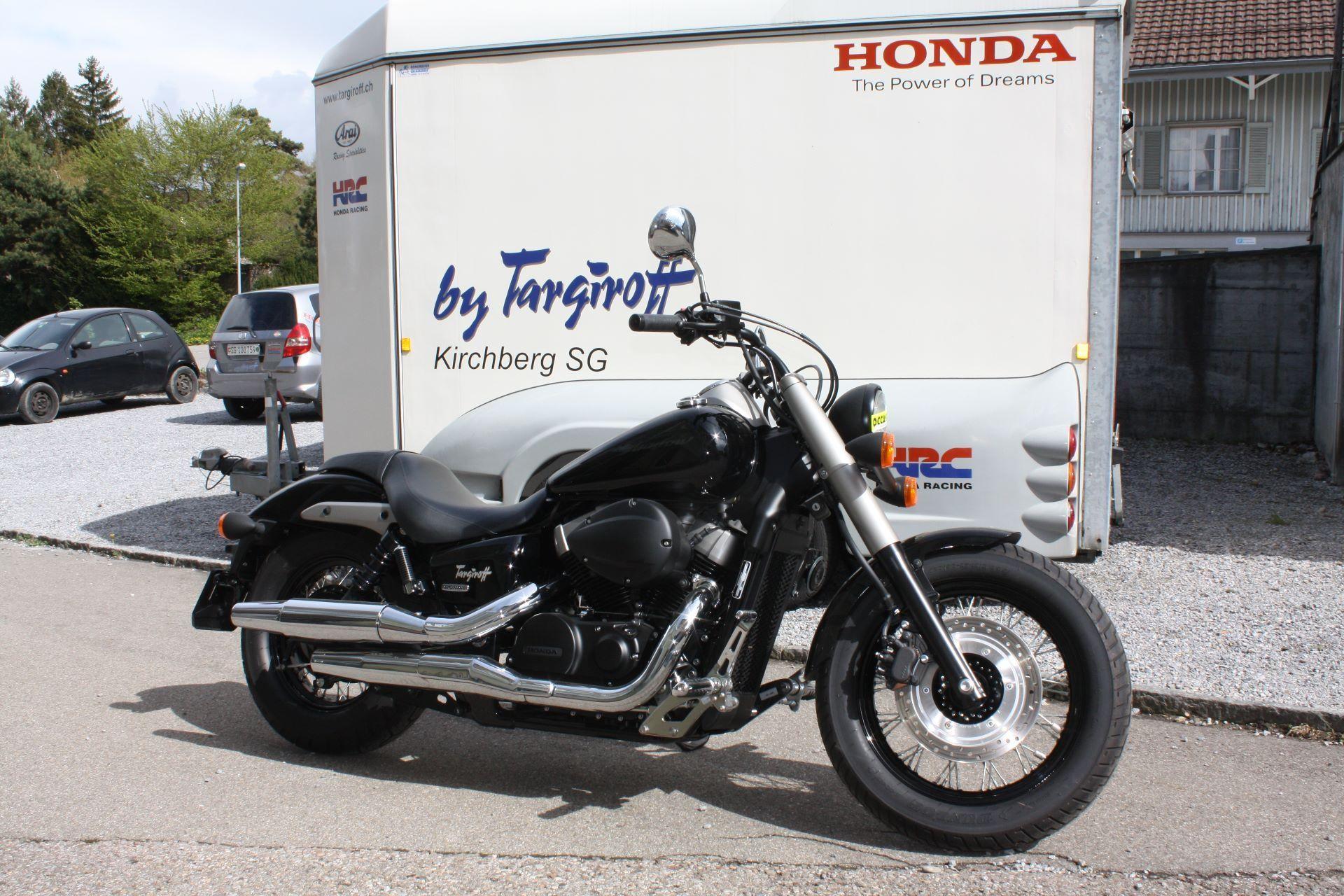 motorrad occasion kaufen honda vt 750 c2 b targiroff moto center ag kirchberg. Black Bedroom Furniture Sets. Home Design Ideas