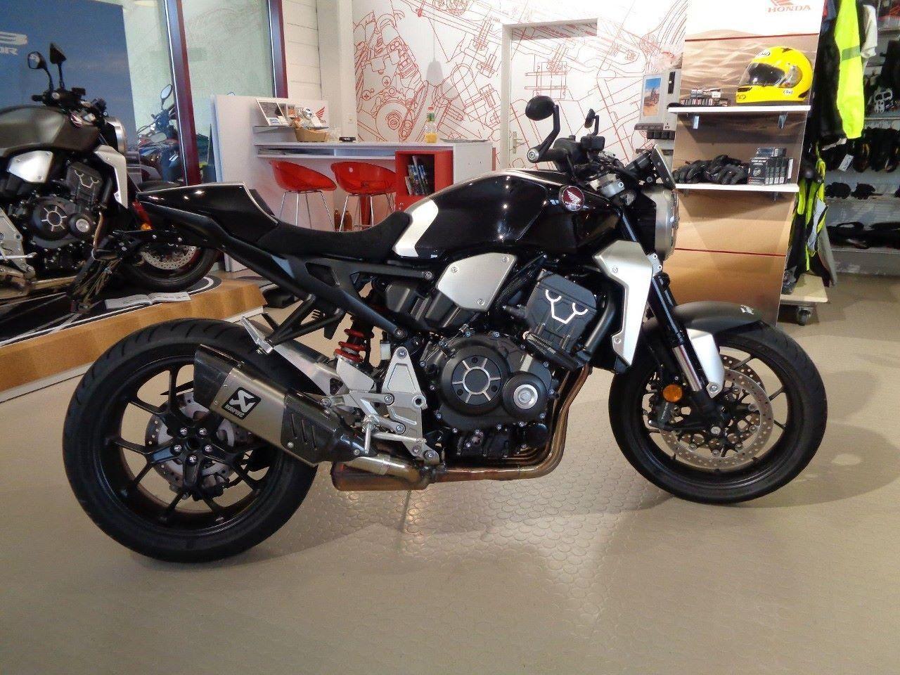 Motorrad Mieten Honda Cb 1000 Ra Abs Quickshifter Targiroff Moto