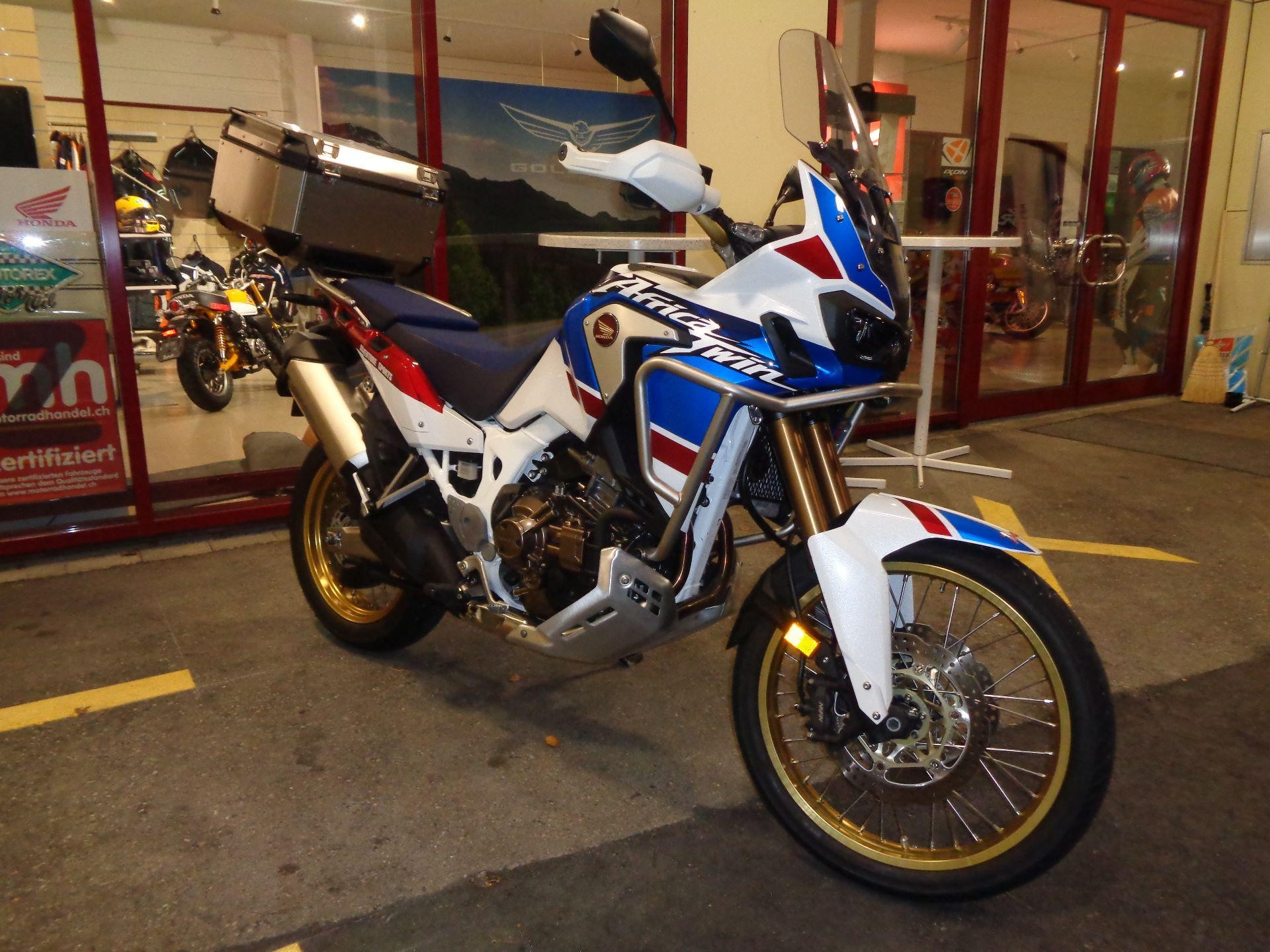 buy motorbike pre owned honda crf 1000 l africa twin. Black Bedroom Furniture Sets. Home Design Ideas