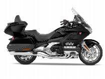 Motorrad Mieten & Roller Mieten HONDA GL 1800 Gold Wing DCT (Touring)