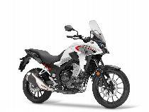 Motorrad kaufen Neufahrzeug HONDA CB 500 XA (enduro)
