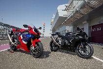Motorrad Mieten & Roller Mieten HONDA CBR 1000 RR-R Fireblade SP (Sport)