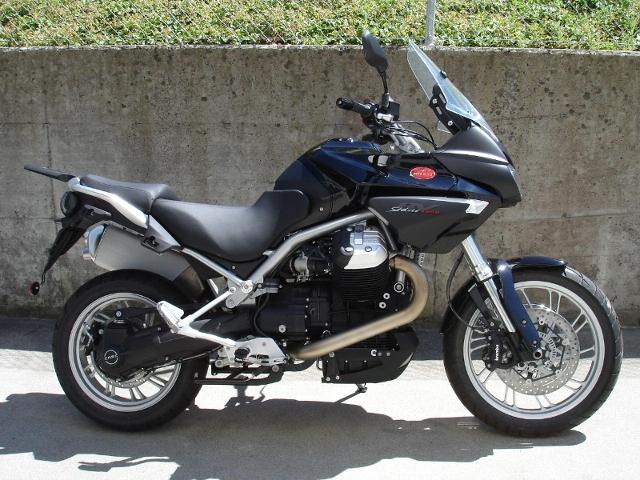 Motorrad kaufen MOTO GUZZI Stelvio 1200 8V ABS 2014 Neufahrzeug