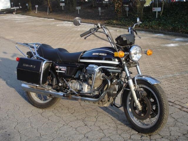 Motorrad kaufen MOTO GUZZI 1000 G5 Oldtimer