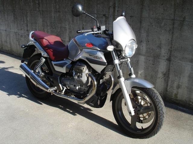 MOTO GUZZI -  750 Breva C (744)