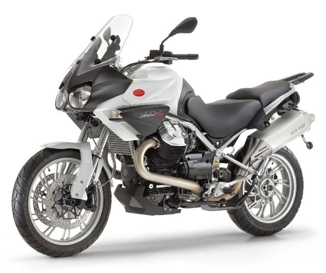 Motorrad kaufen MOTO GUZZI Stelvio 1200 8V ABS Neufahrzeug