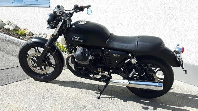 Motorrad kaufen MOTO GUZZI V7 Stone Occasion