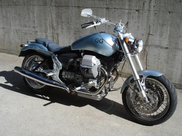 Motorrad kaufen MOTO GUZZI Spezial GG Spartaco Occasion