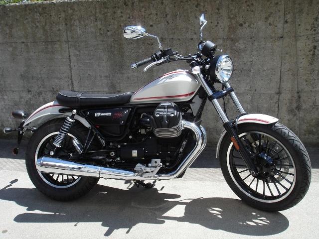 Motorrad kaufen MOTO GUZZI V9 Roamer ABS Neufahrzeug