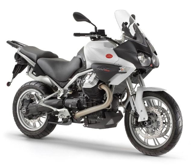 Motorrad kaufen MOTO GUZZI Stelvio 1200 8V ABS Occasion