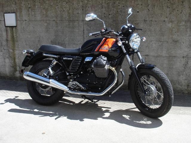 Motorrad kaufen MOTO GUZZI V7 Special ABS Classic nero Neufahrzeug