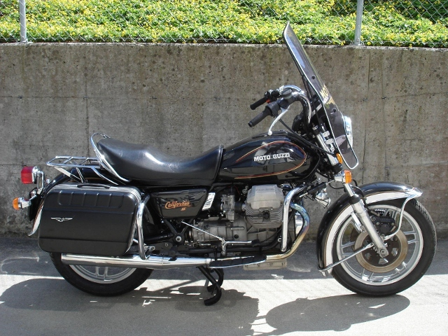 Motorrad kaufen MOTO GUZZI California II Oldtimer