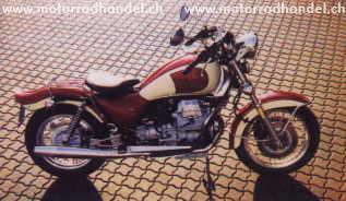 Motorrad kaufen MOTO GUZZI CALIFORNIA ALA LARGA Occasion