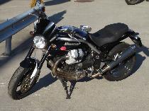 Motorrad kaufen Occasion MOTO GUZZI Griso 1100 i.e. (touring)