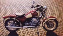 Motorrad kaufen Occasion MOTO GUZZI CALIFORNIA ALA LARGA (touring)
