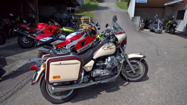 Motorrad kaufen MOTO GUZZI California III I.E.C Occasion