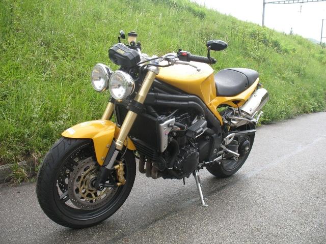 Motorrad kaufen TRIUMPH Speed Triple 1050 Occasion