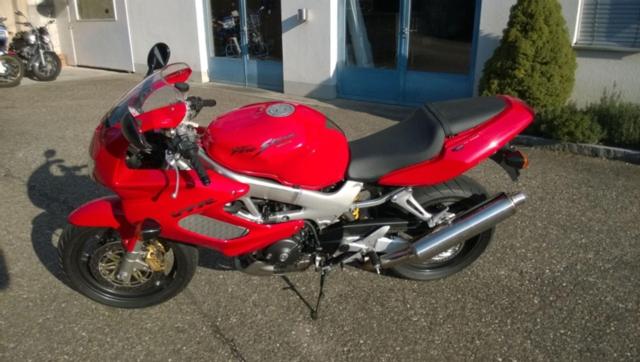 Motorrad kaufen HONDA VTR 1000 Fire Storm Occasion