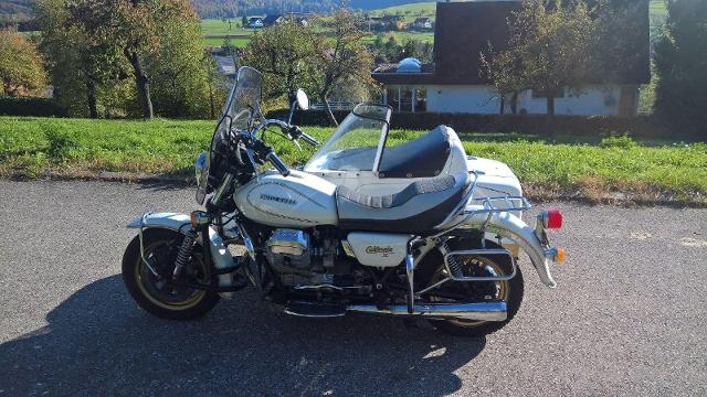 Motorrad kaufen MOTO GUZZI California II EML Gespann Oldtimer