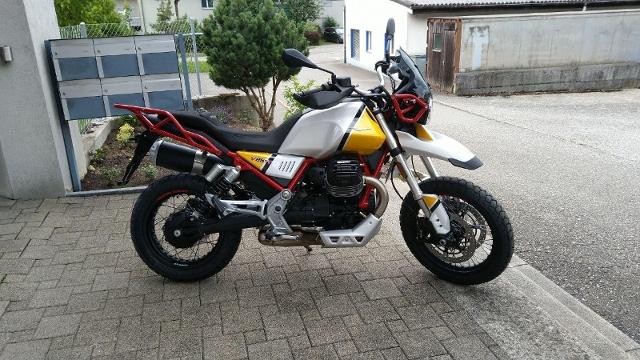 Motorrad kaufen MOTO GUZZI V85 TT Neufahrzeug
