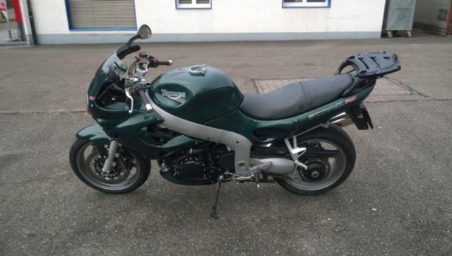 Motorrad kaufen TRIUMPH Sprint 955 RS I.E. Occasion