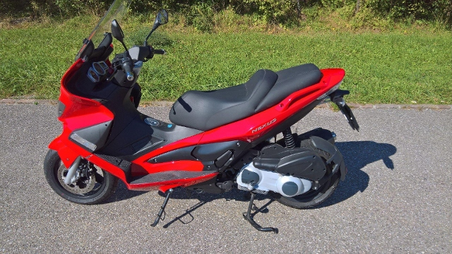 Motorrad kaufen GILERA Nexus 250 Occasion