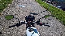 Motorrad kaufen Occasion MOTO GUZZI V7 Stornello ABS (retro)