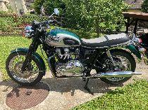 Motorrad kaufen Occasion TRIUMPH Bonneville 800 (retro)