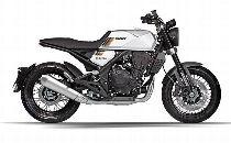 Motorrad kaufen Neufahrzeug BRIXTON Crossfire 500 (retro)