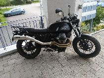 Motorrad Mieten & Roller Mieten MOTO GUZZI V7 II Stone ABS (Retro)