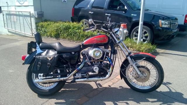 Motorrad kaufen HARLEY-DAVIDSON XLS 1000 Roadster Occasion