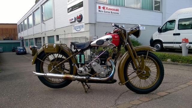 Motorrad kaufen MOTOSACOCHE Type 431 Oldtimer