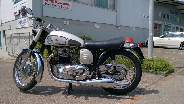 Motorrad kaufen NORTON Dominator 88 Oldtimer
