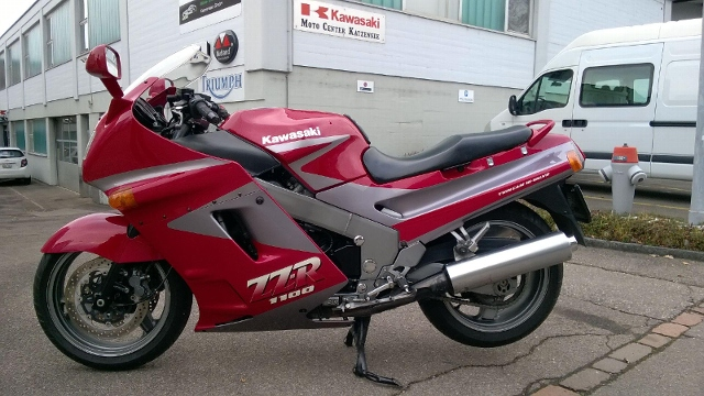 Motorrad kaufen KAWASAKI ZZR 1100 Occasion