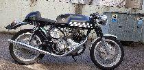 Motorrad kaufen Oldtimer NORTON Atlas