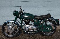 Motorrad kaufen Oldtimer NORTON 500 ES2