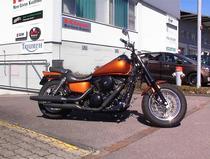 Acheter une moto Occasions KAWASAKI VN 1500 Classic (custom)