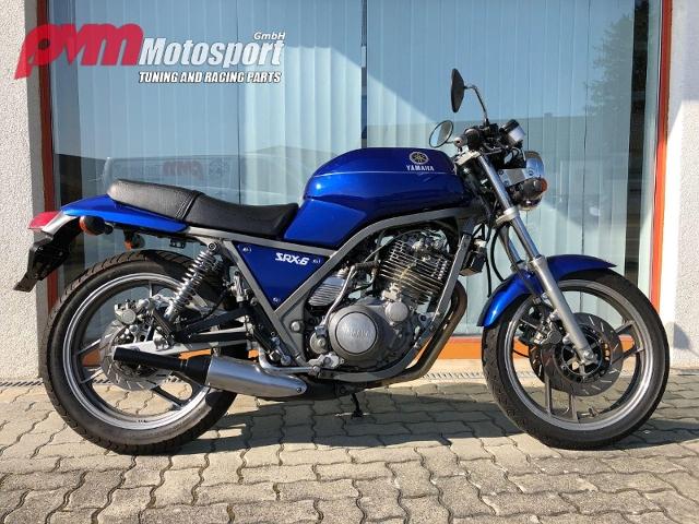Motorrad kaufen YAMAHA SRX 600 750 ccm Occasion