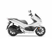 Motorrad Mieten & Roller Mieten HONDA PCX WW 125 A (Roller)