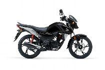 Motorrad Mieten & Roller Mieten HONDA CB 125 F (Touring)