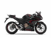 Motorrad Mieten & Roller Mieten HONDA CBR 500 RA (Sport)