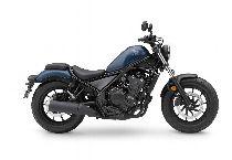 Motorrad Mieten & Roller Mieten HONDA CMX 500 Rebel (Custom)