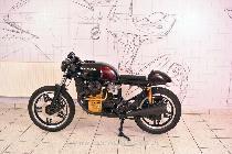 Motorrad kaufen Oldtimer HONDA CX 500
